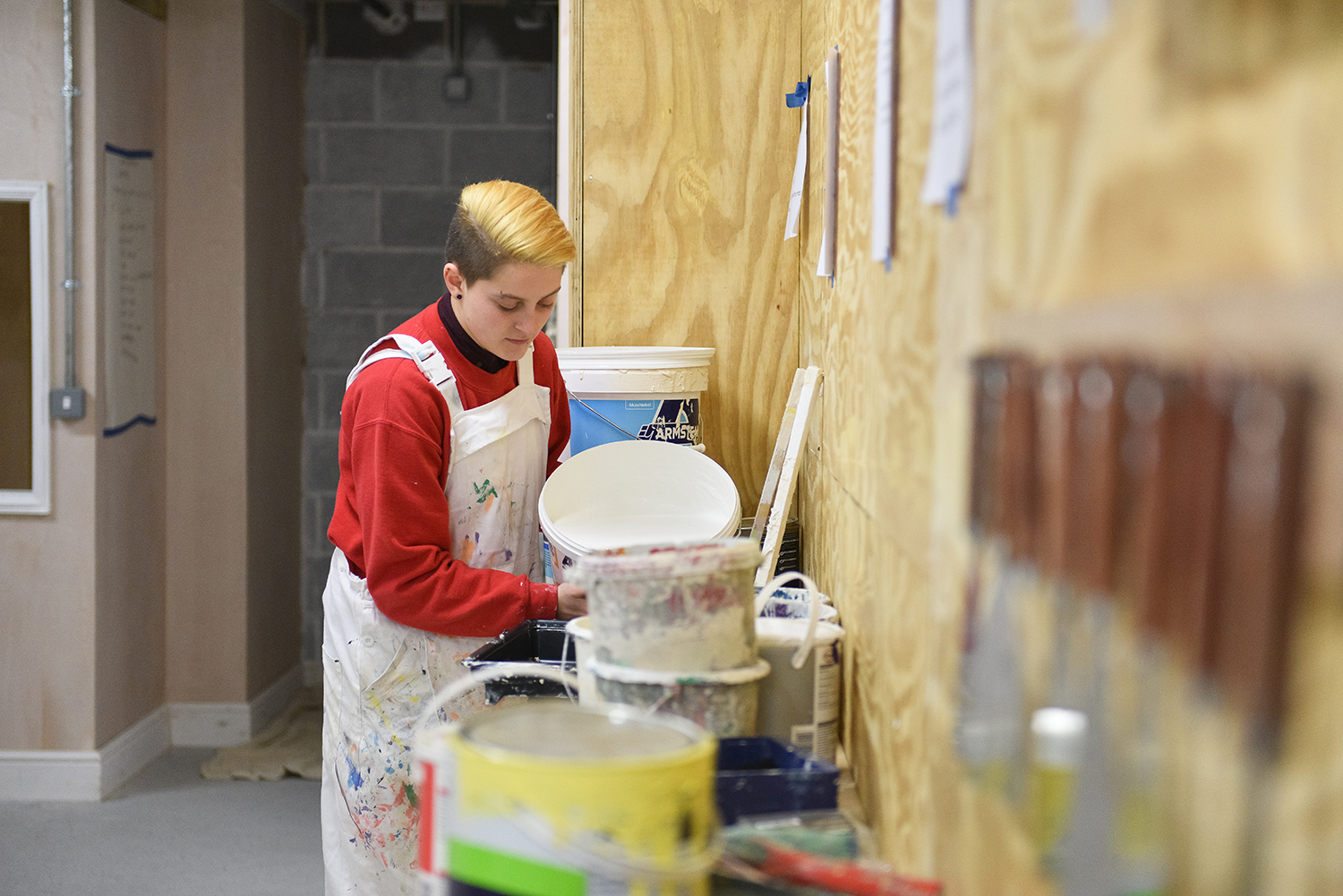 Level 1 Construction Skills Painting Decorating Courses