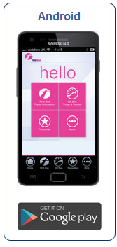 First Bus Android App