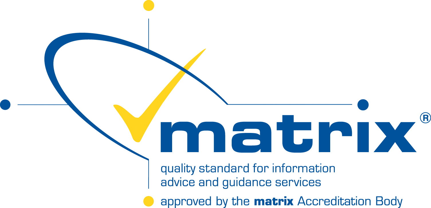 Image result for matrix accreditation
