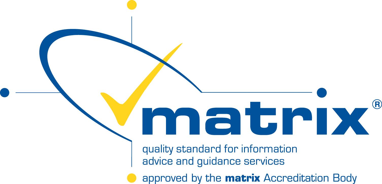 Image result for matrix accreditation